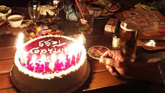 Happy Birthday Tess Und Willkommen Vince
