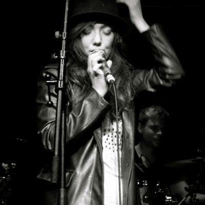 Felice als Janis Joplin_