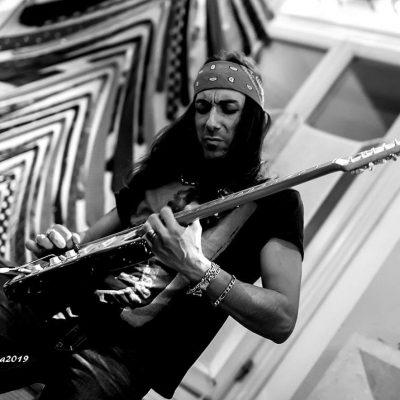 Fulvio Feliciano_als Jimi Hendrix_